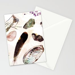 SACRED OBJECTS Stationery Cards