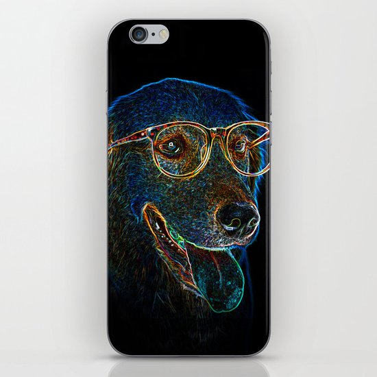 Geek Dog iPhone & iPod Skin