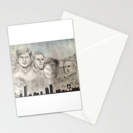 New England Mount Rushmore Stationery Cards