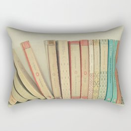 Falling Rectangular Pillow
