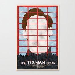 The Truman Show Canvas Print
