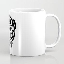 Tribal Salmon Coffee Mug