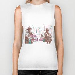 Bolivian girls Biker Tank