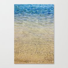 Soothing Canvas Print