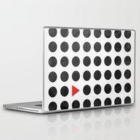 minimalism Laptop & iPad Skins featuring Minimalism 2 by Mareike Böhmer