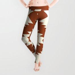 Thrace in Rust Leggings