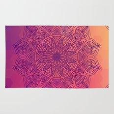 Happy Mandala Rug