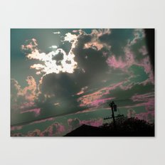 Someday in the Sky Canvas Print