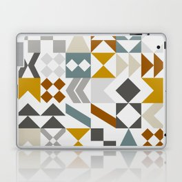 Mid West Geometric 05 Laptop & iPad Skin