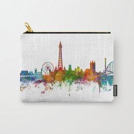 Blackpool England Skyline Carry-All Pouch
