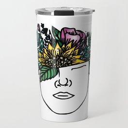 Thoughtful (Color) Travel Mug