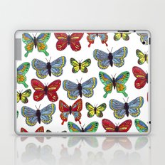 Flutterby Butterfly Laptop & iPad Skin