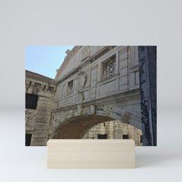 Bridge of Sighs, Doge's Palace, Venice, Italy Mini Art Print