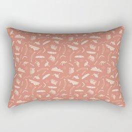 Aussie Tossie Rectangular Pillow