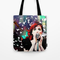Transistor - Before We All Become One… Tote Bag