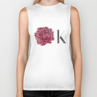 kim sy ok Biker Tanks featuring OK by youdesignme