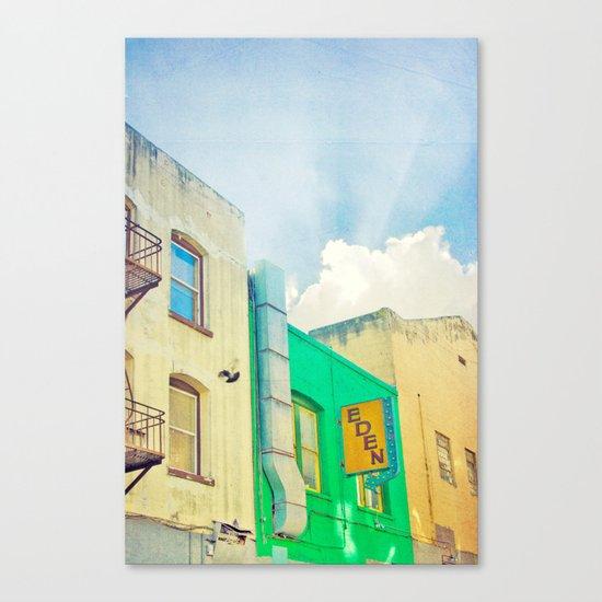 SF Tops 2 Canvas Print