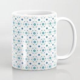 Retro Geometric Coffee Mug