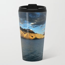 Pangong Blues! Travel Mug