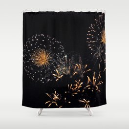 P0P Shower Curtain
