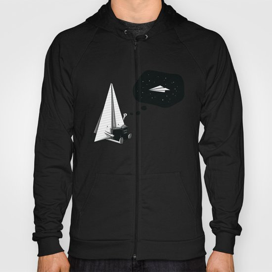 Beyond borders Hoody