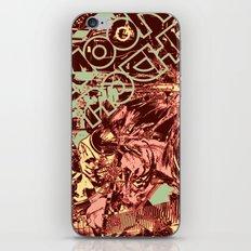 Moon Rocket iPhone & iPod Skin