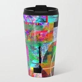 Abstracta No.2 Travel Mug