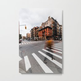 TriBeCa ghosts Metal Print