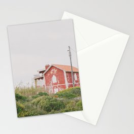 That red house Stationery Cards