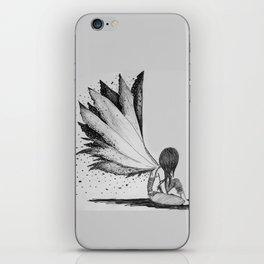 Burnt Wings iPhone Skin