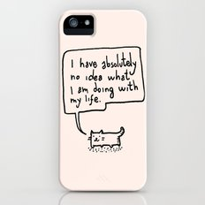 Little Cat iPhone (5, 5s) Slim Case