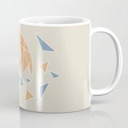 DISASTER (abstract geometric) Coffee Mug