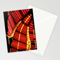 Flamingo Two Stationery Cards