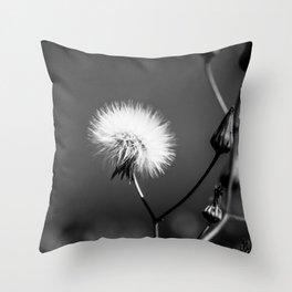 Puffy Night Throw Pillow