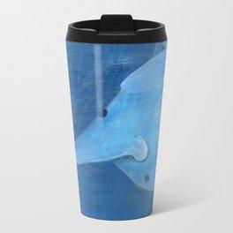 Non si vede ad un palmo dal naso. Travel Mug