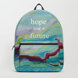 Hope and a Future Backpack