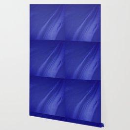 Blurred Royal Blue Wave Trajectory Wallpaper
