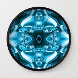 Ruffled in the depths... Wall Clock