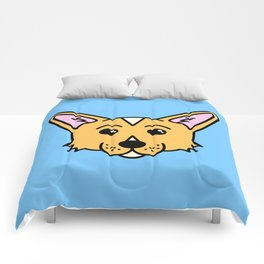 Bondi The Corgi Comforters