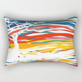 War Cry Rectangular Pillow