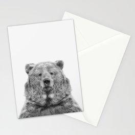Bear European Stationery Cards