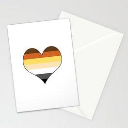 Bear Heart Stationery Cards