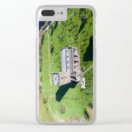 Breedon church  3 Clear iPhone Case