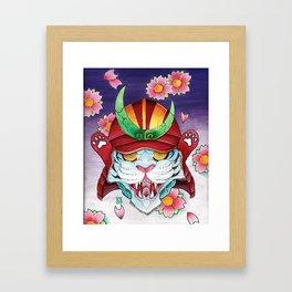 Tora! Framed Art Print