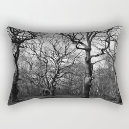 Oak Tree Army Rectangular Pillow