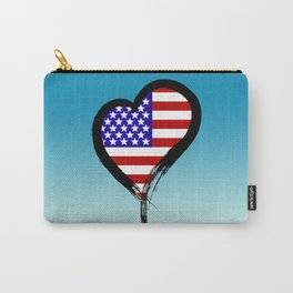 Heart Nation 01 Carry-All Pouch