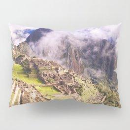 Machu Picchu Incas Lost City Pillow Sham