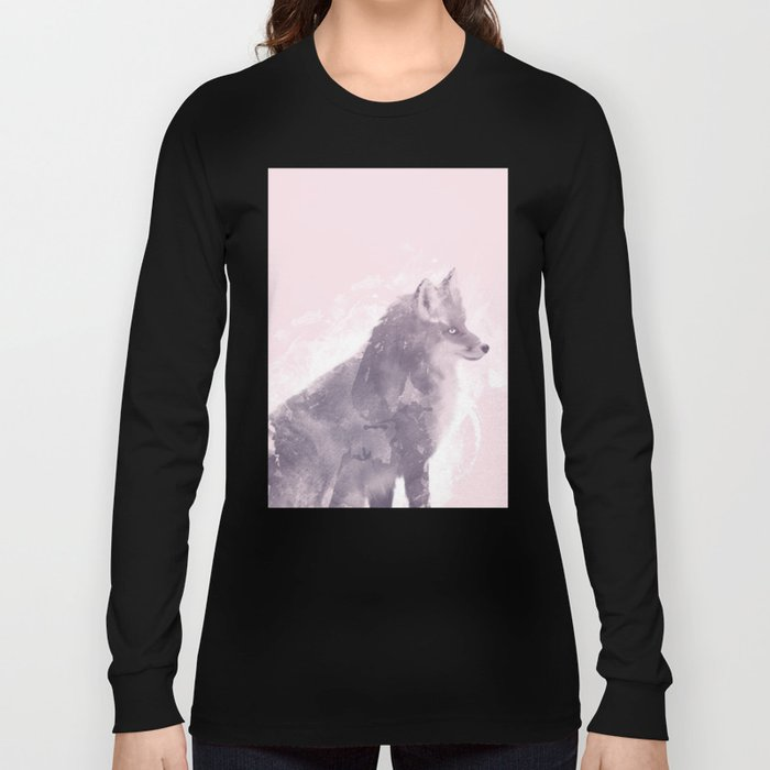 The Foxy Lady Long Sleeve T-shirt