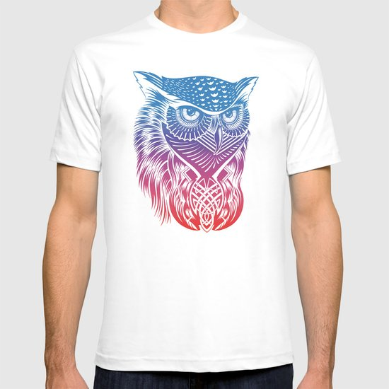 Owl of Color T-shirt