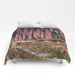 Lupin House Comforters